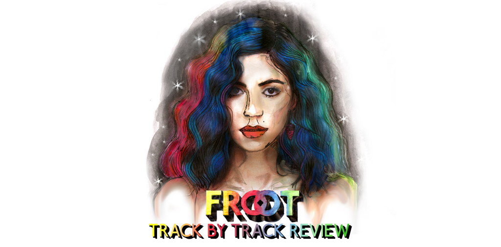 Marina The Diamonds Froot Uqmusic